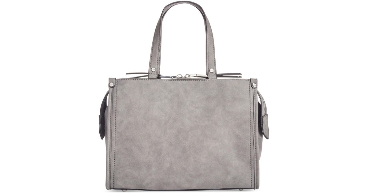 520464cdf683 Lyst - INC International Concepts Remmey Medium Satchel in Gray