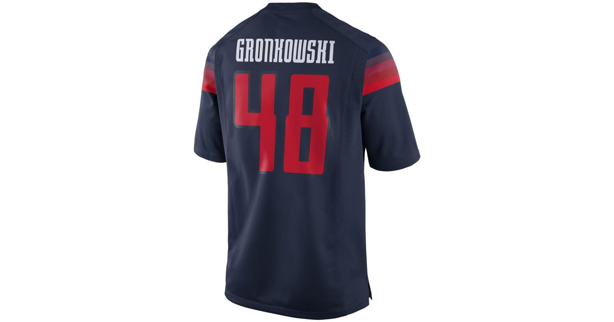 rob gronkowski arizona jersey