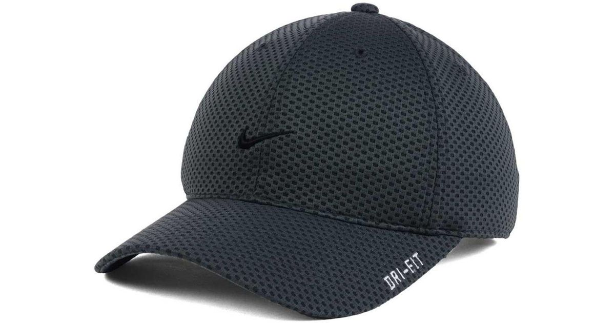 78c0fe7ee9d94 Nike 6 Panel Tailwind Cap in Black for Men - Lyst