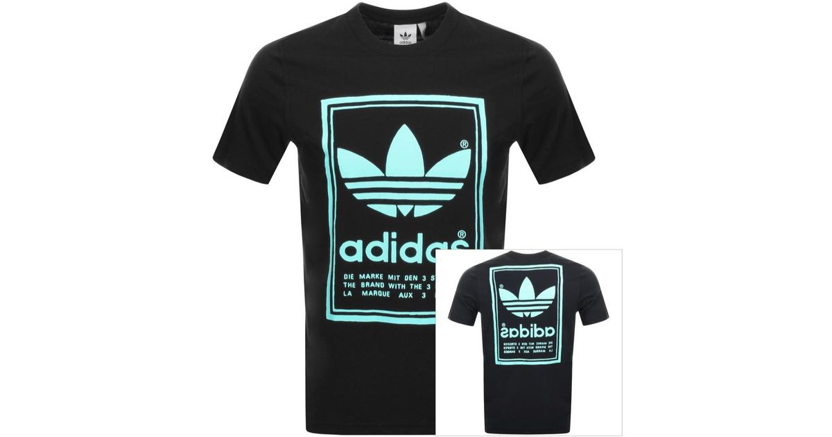 t shirt adidas original vintage