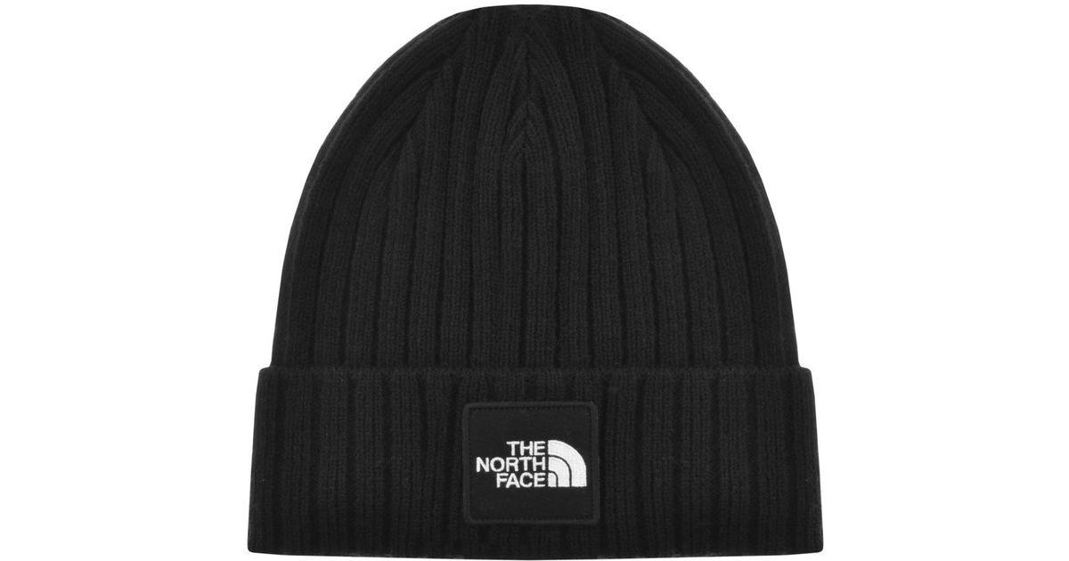 f4611718e7a Lyst - The North Face Classic Cuffed Beanie Hat Black in Black for Men