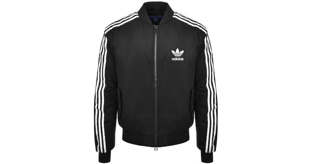 a103e95ab895 Lyst - adidas Originals Ma1 Padded Mate Jacket Black in Black for Men