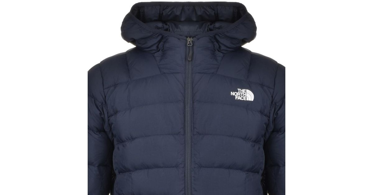 Lyst - The North Face La Paz Jacket Navy in Blue for Men 67306f1af267