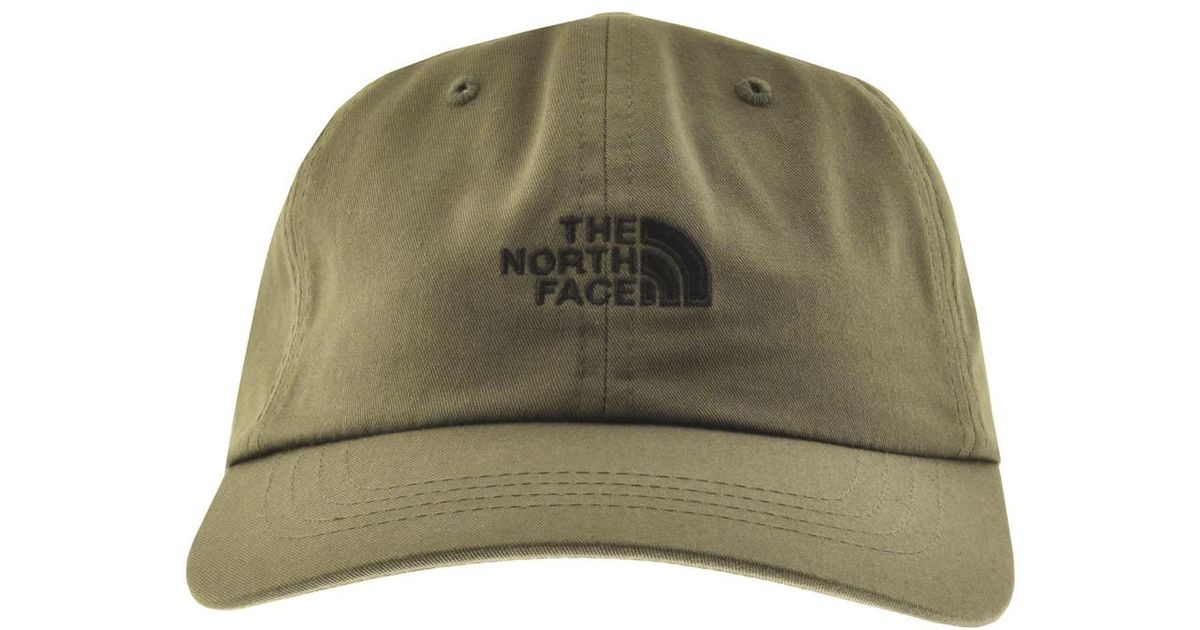 Lyst - The North Face Norm 1966 Cap Green in Green for Men b03c66b79a36