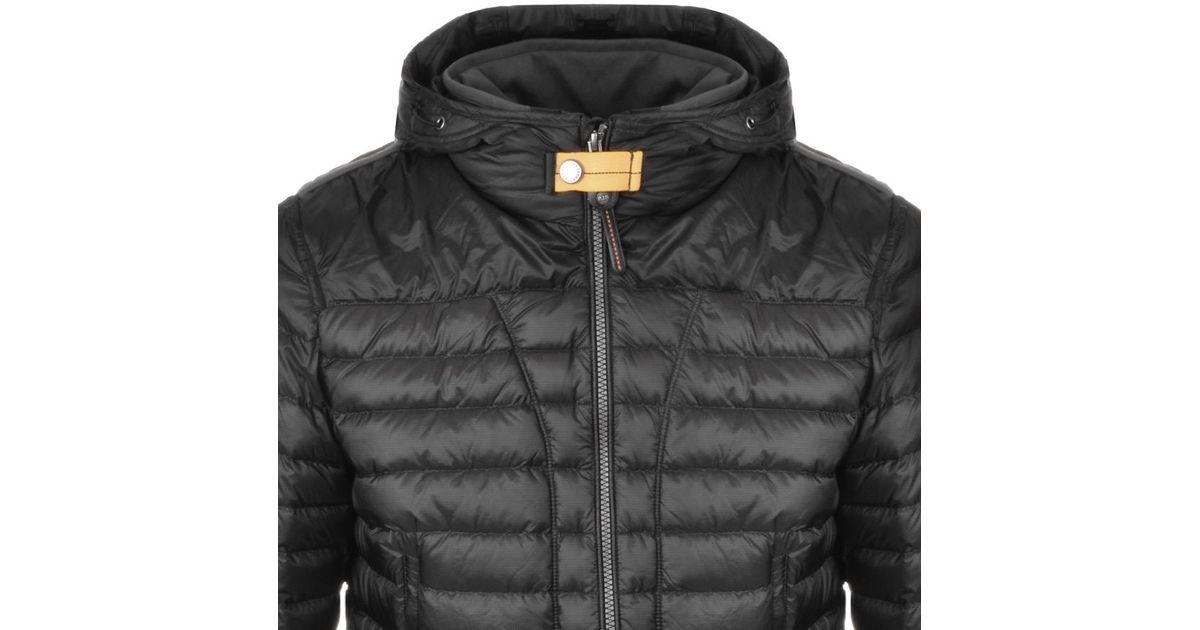 parajumpers alvin jacket black