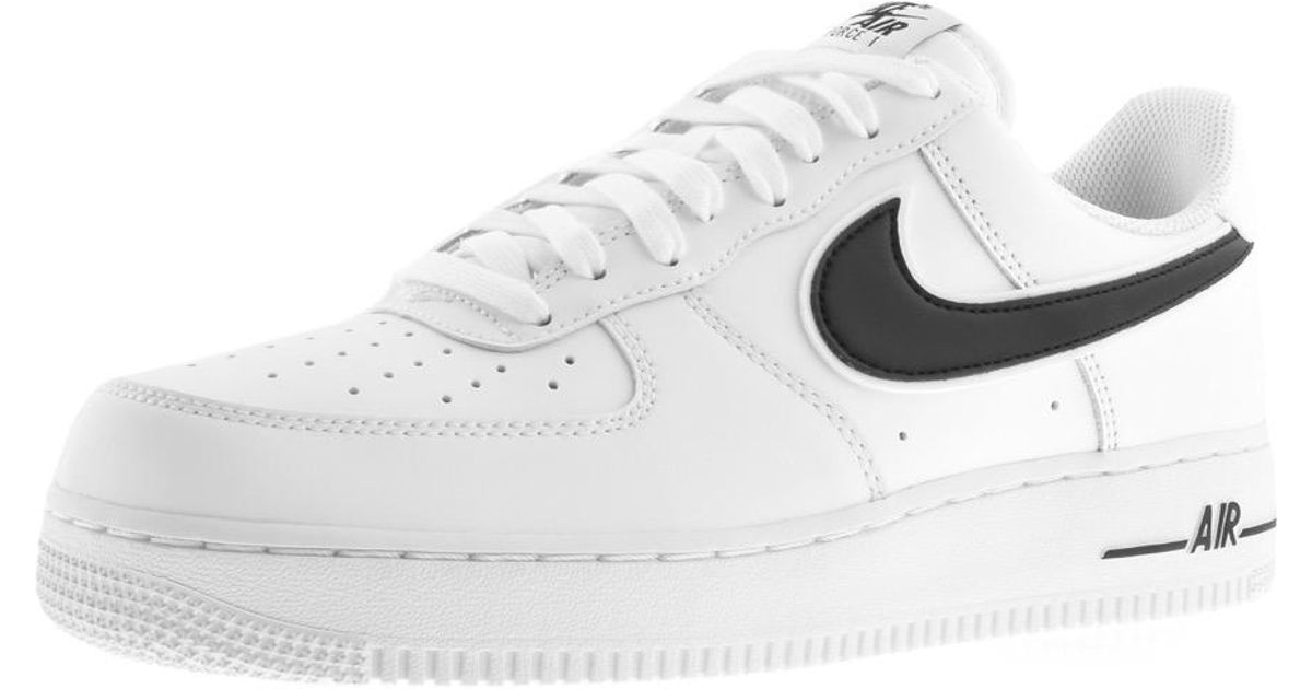 brand new 2cbac 604e1 Nike Air Force 1 07 3 Trainers White in White for Men - Lyst
