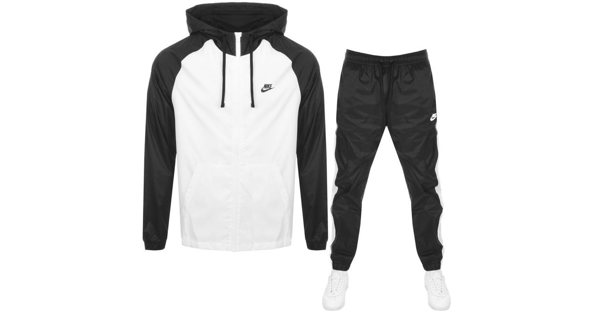 c78319dd152e Lyst - Nike Tracksuit White in White for Men