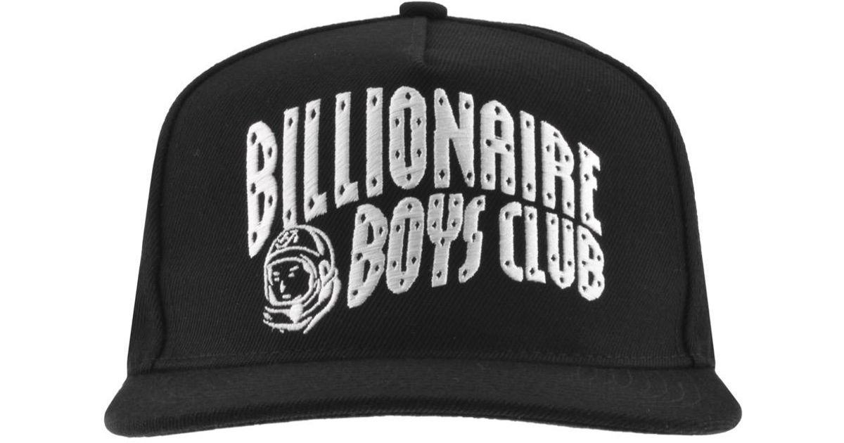 2a8f629f66e Lyst - BBCICECREAM Billionaire Boys Club Arch Logo Cap Black in Black for  Men