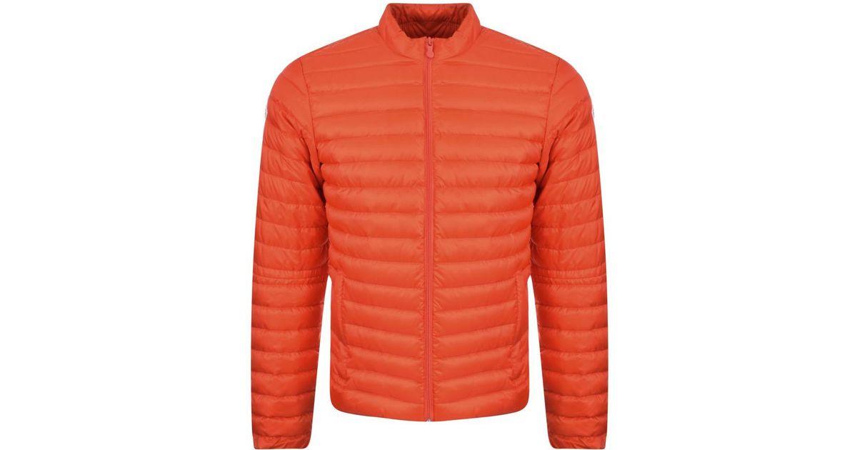 2b4d8911d Pyrenex Mateo Jacket Orange in Orange for Men - Lyst