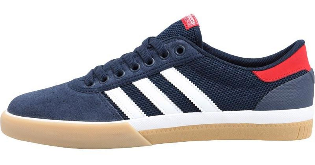 adidas Originals Lucas Premiere Adv Trainers Collegiate Navy footwear White  scarlet in Blue for Men - Lyst 2c5a60a95