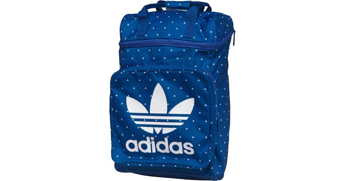 adidas Originals Pharrell Williams Hu Backpack Bold Blue in Blue - Lyst 8c724e98875ff