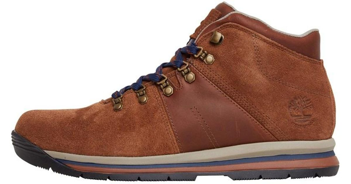 844fe8300d3 Timberland - Brown Gt Rally Waterproof Hiking Boots Tortoise Shell for Men  - Lyst