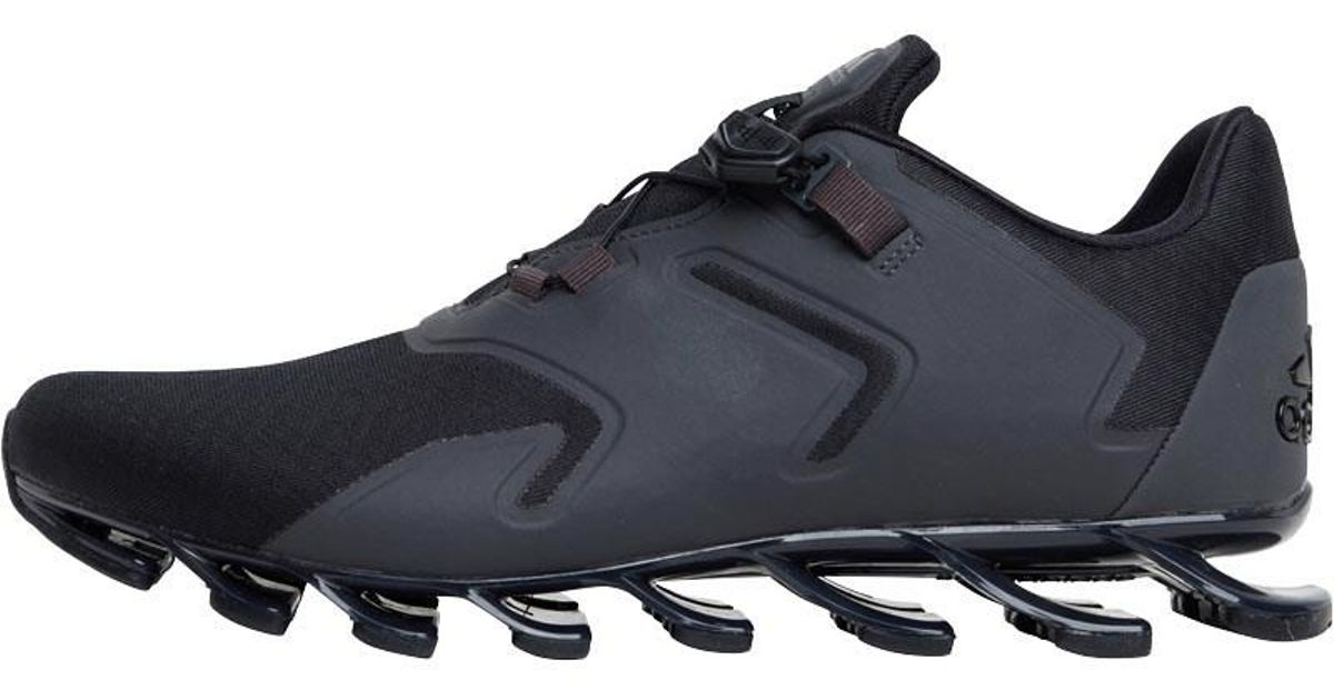 aedd20d3e73d adidas Springblade Solyce Neutral Running Shoes Core Black utility Black core  Black in Black for Men - Lyst