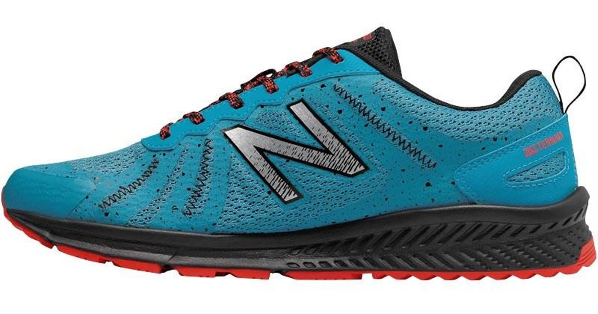 dac49baee New Balance Mt590 V4 Trail Running Shoes Rosin Blue in Blue for Men - Lyst