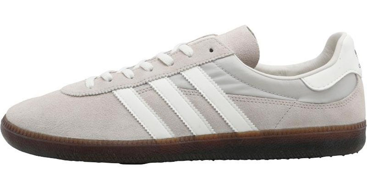 the latest d3849 b7b33 adidas Originals Gt Wensley Spzl Trainers Clear Brownoff Whiteclear  Granite for Men - Lyst