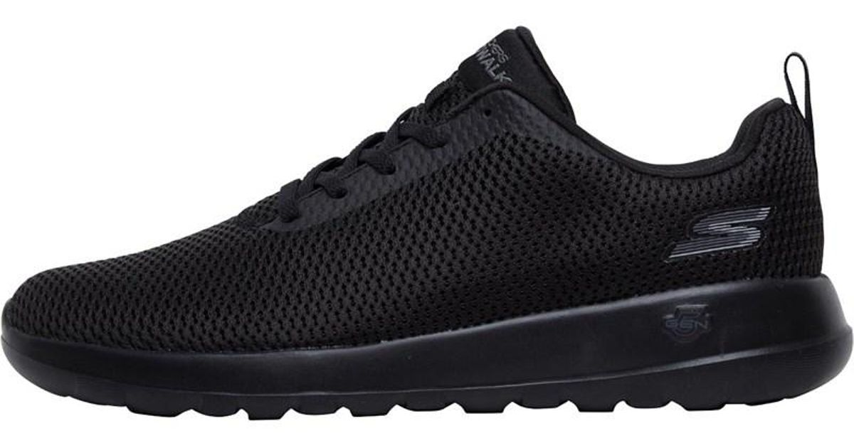 official photos 196de e6254 Skechers Gowalk Max Effort Trainers Black black in Black for Men - Lyst