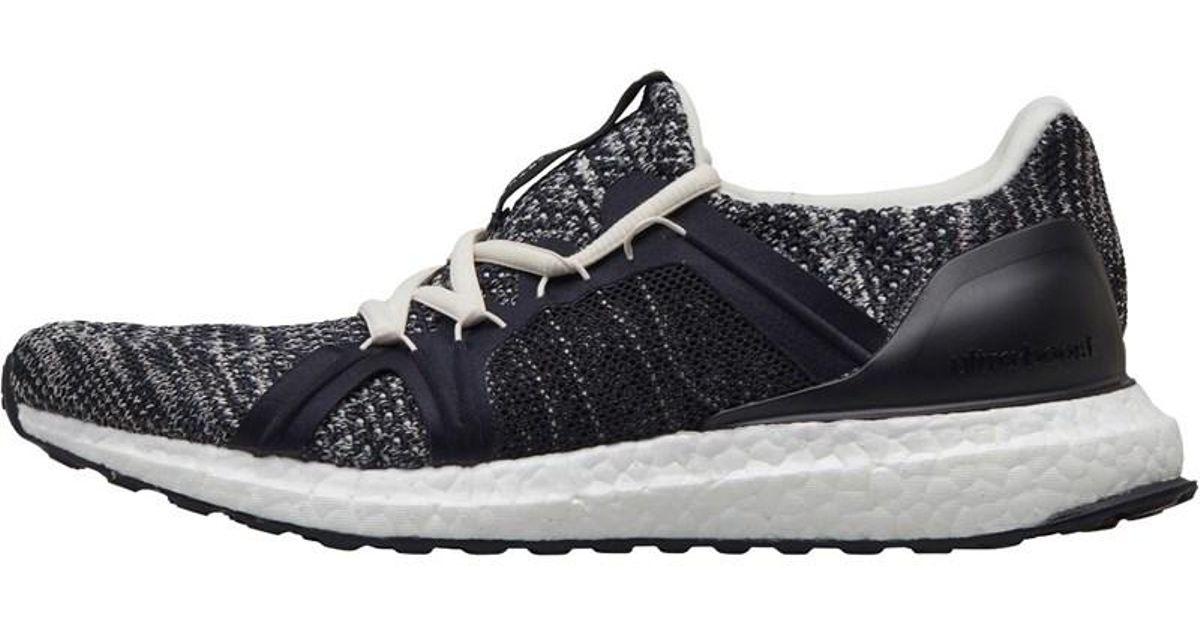 4fdfc2c411480 adidas X Stella Mccartney Ultraboost Parley Neutral Running Shoes Core Black  core Black chalk White in Black - Lyst
