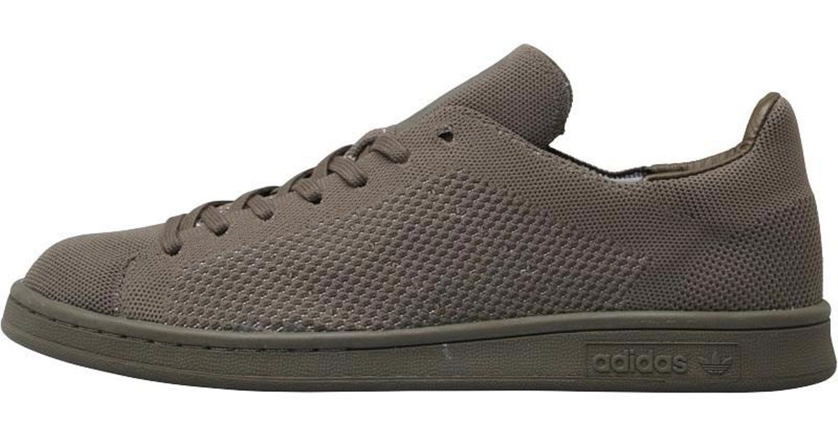 763e52f84 adidas Originals Stan Smith Primeknit Trainers Branch branch branch for Men  - Lyst