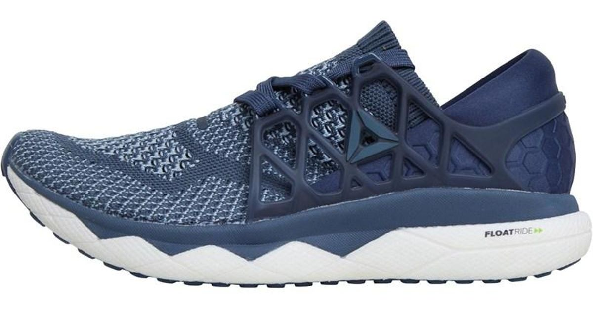 a1c39749de05 Reebok Custom Floatride Run Neutral Running Shoes Smokey Indigo collegiate  Navy white in Blue - Lyst