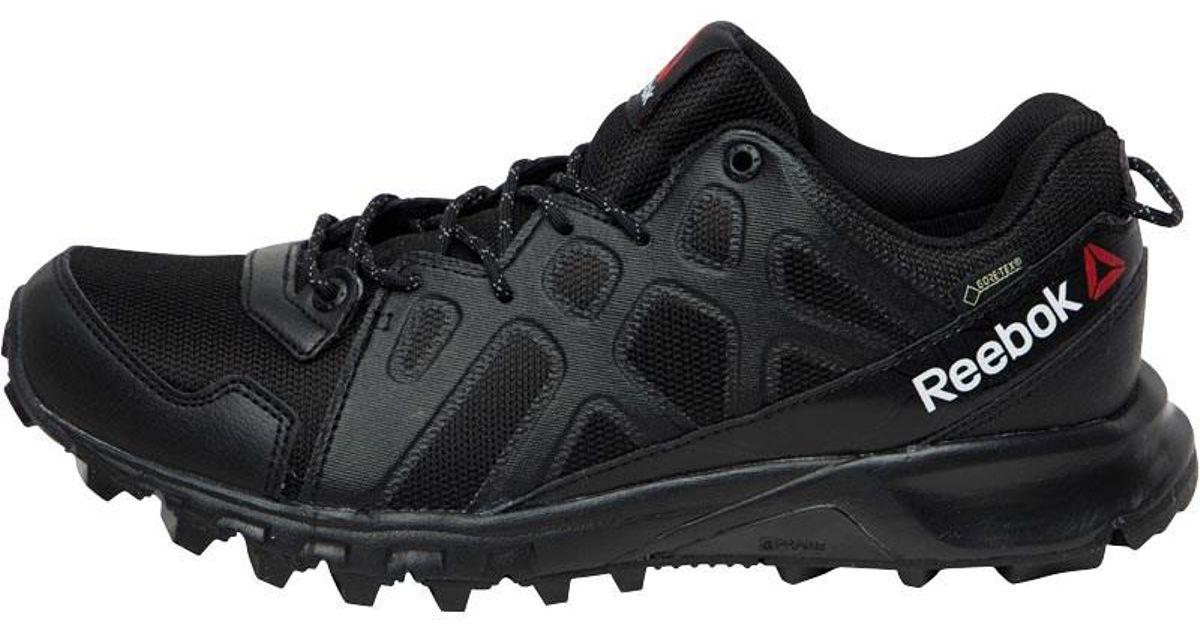 79fb3164f42f Reebok Les Mills Sawcut 4.0 Gore-tex Walking Shoes Black rose Rage flat Grey  in Black - Lyst