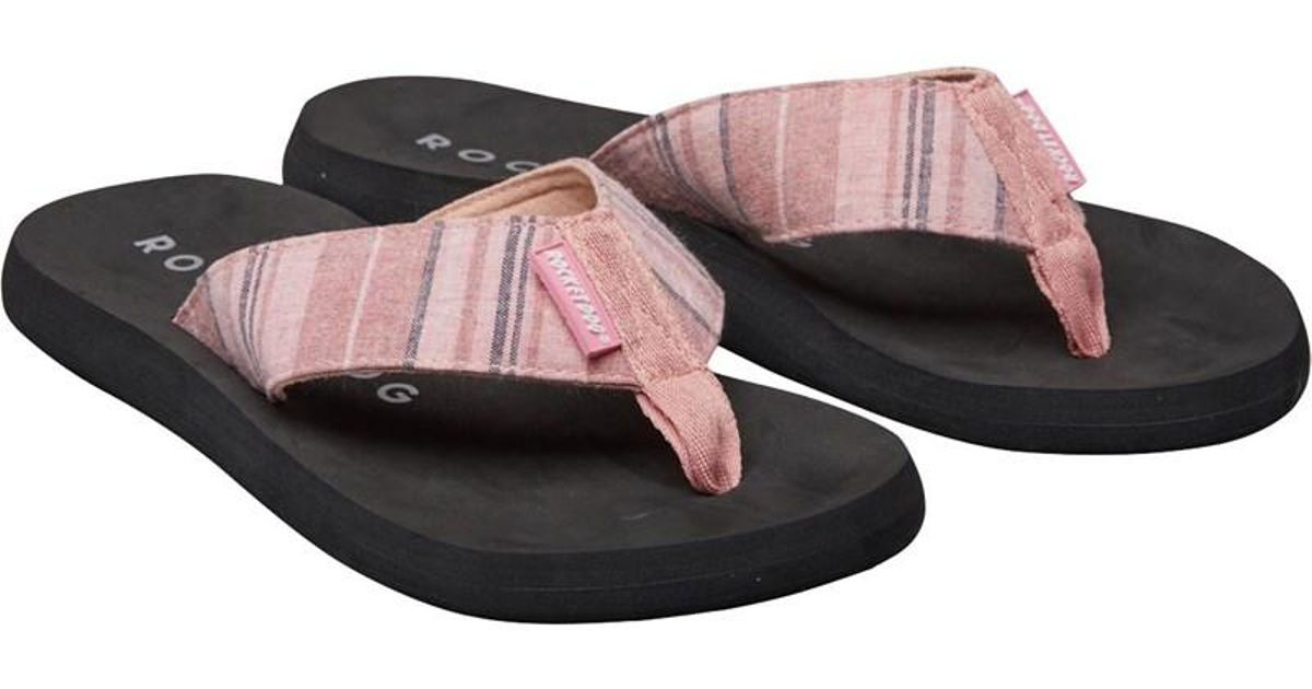 349d18750 Rocket Dog Adios Claire Flip Flops Pink in Pink - Lyst