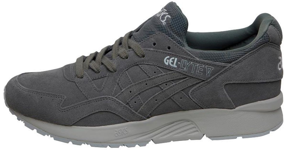 97b66842fee3a Asics Gel Lyte V Camo Pack Trainers Agave Green/agave Green in Green for  Men - Lyst