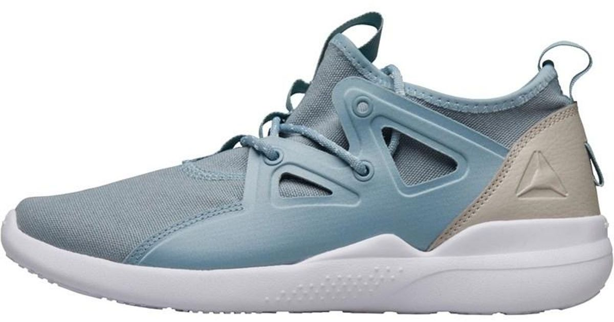 20d2b535a3fd Reebok Cardio Motion Training Shoes Whisper Teal white sandstone in Blue -  Lyst