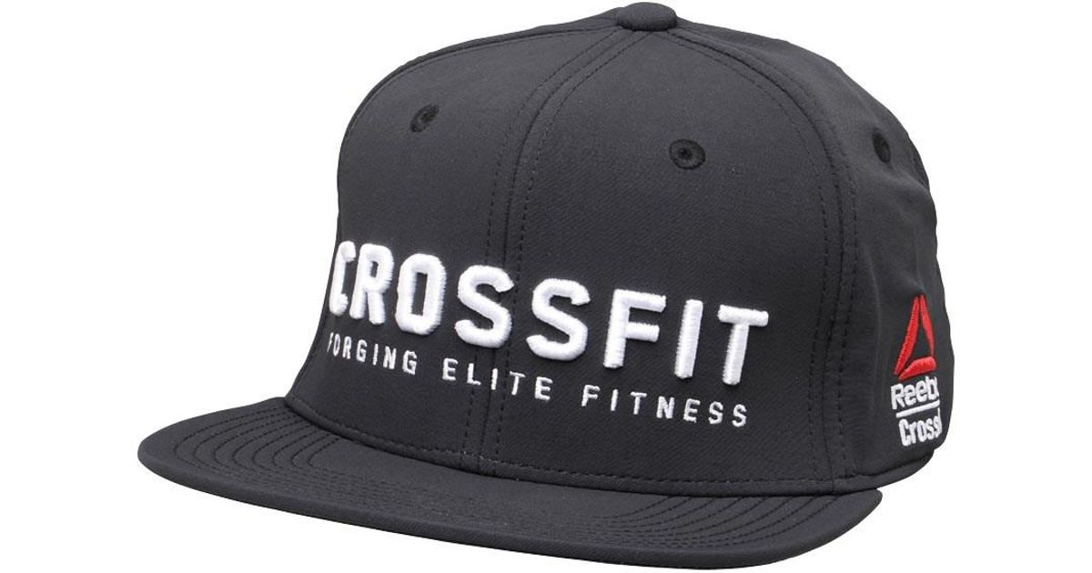 83273f31a222d Reebok Crossfit A-flex Cap Black in Black for Men - Lyst
