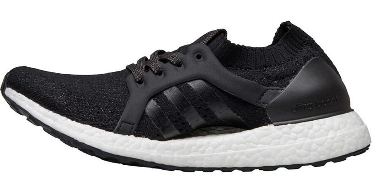 a1cd4baf5 adidas Ultraboost X Neutral Running Shoes Core Black core Black tactile  Gold Metallic in Black - Lyst