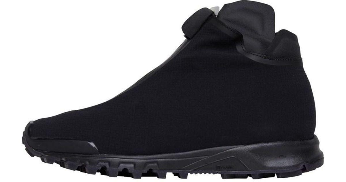 99654e4c4 Reebok X Cottweiler Desert Hi Trainers Black chalk in Black for Men - Lyst