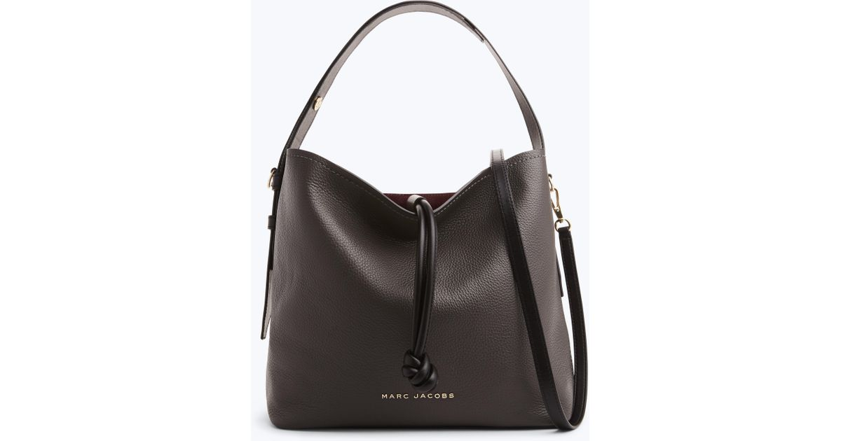 7231a20f1 Marc Jacobs Road Hobo Bag in Black - Lyst