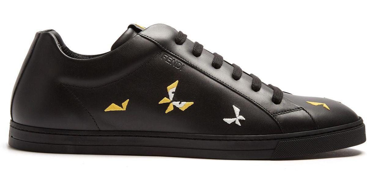 FendiButterfleyes Sneakers
