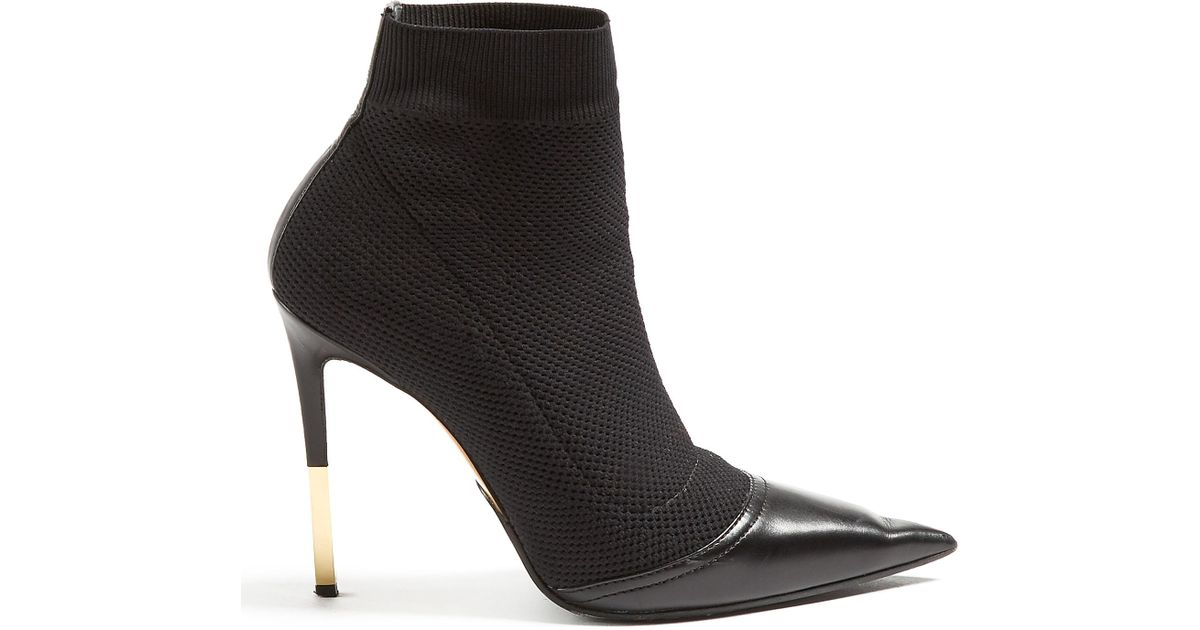 Aurore ankle boots - Black Balmain LK6ZwBR