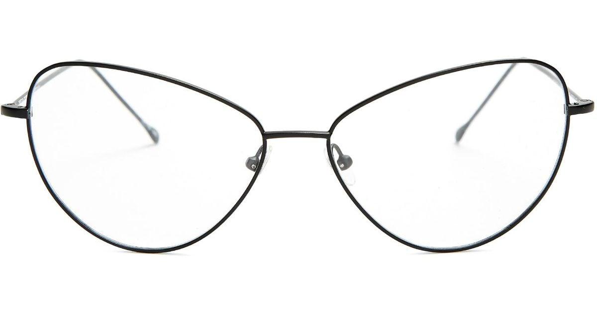 Portofino metal cat-eye sunglasses Prism GtTY9p9aH