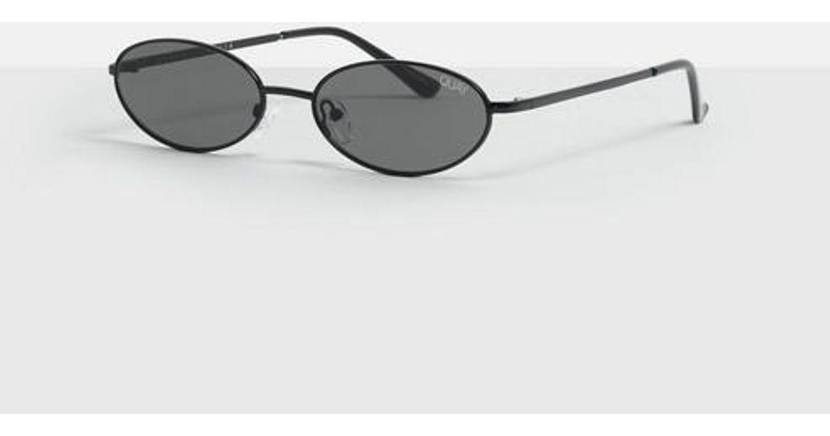 3c45ef5912b Missguided Quay Australia X Alissa Violet Clout Black Smoke Sunglasses in  Purple - Lyst