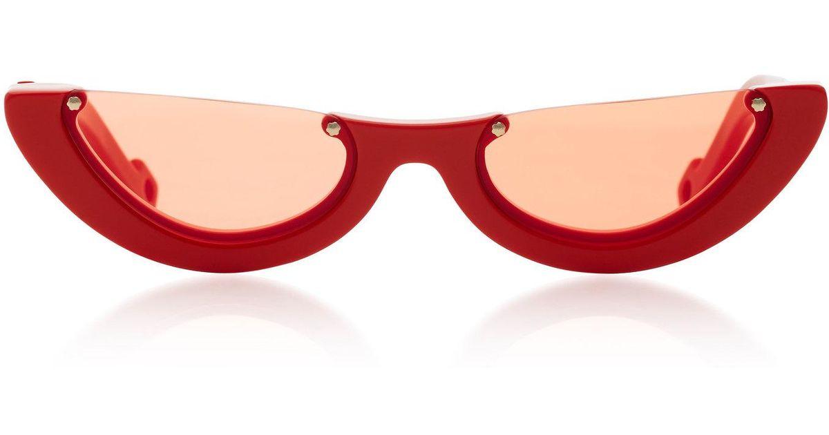 SEBELAS 11 Acetate Sunglasses Pawaka QMPRGjVMDw