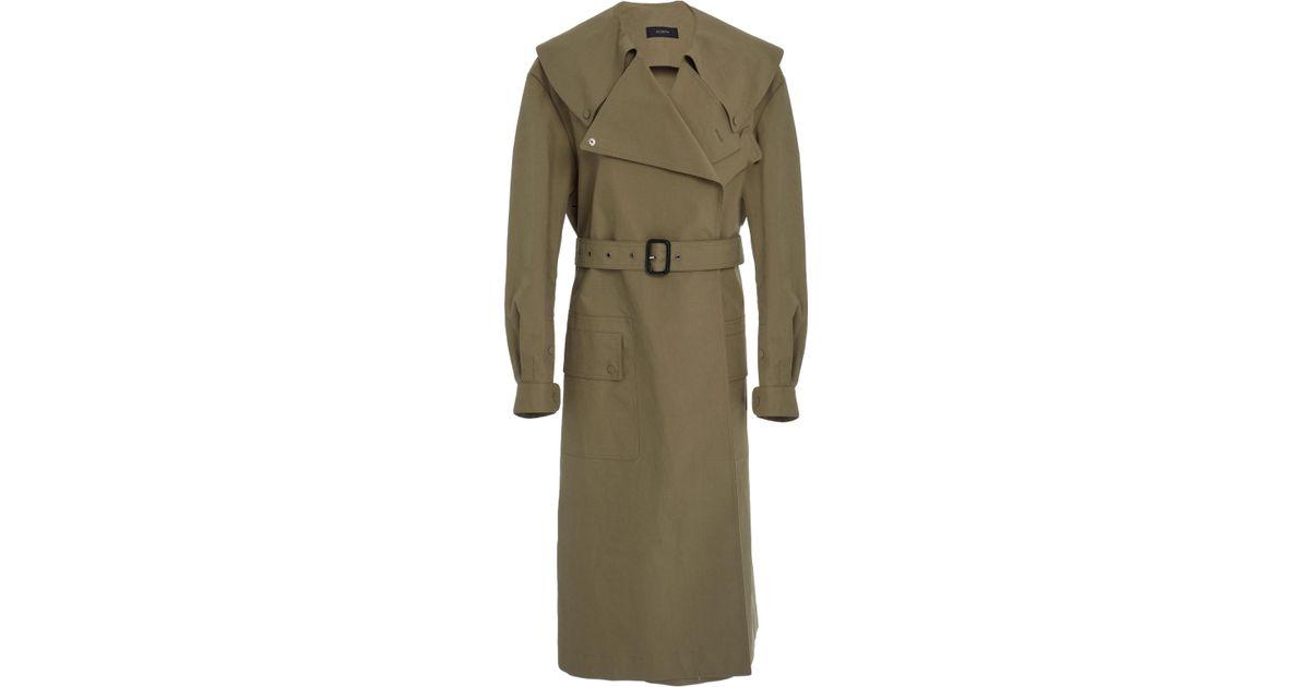 Cheap Looking For Joseph Damon trench coat Popular Sale Online c4avwnmF