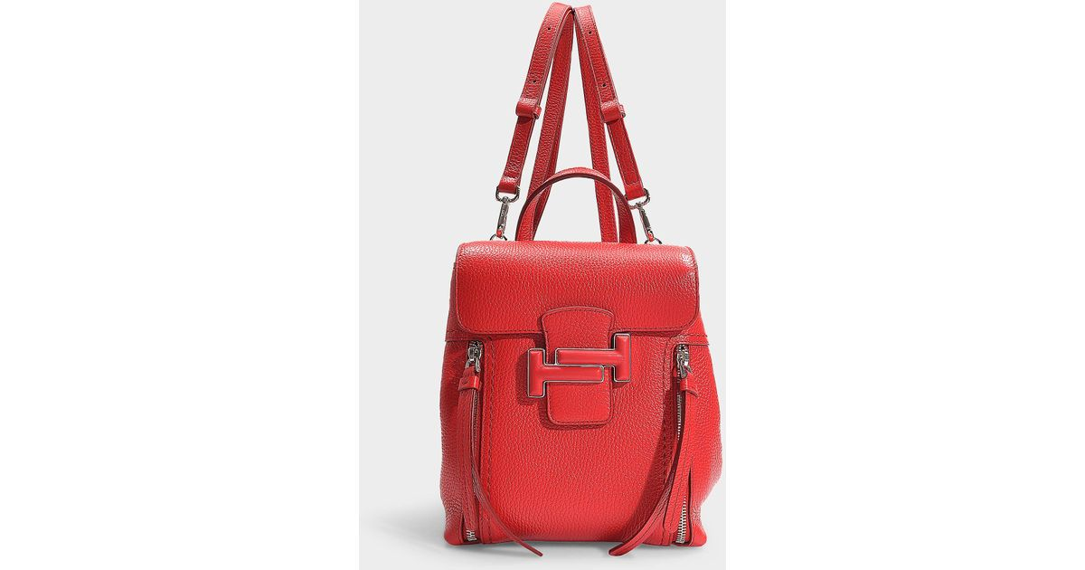 7550669434fc tods-red-Dot-Mini-Double-T-Backpack-In-Pink-Calfskin.jpeg