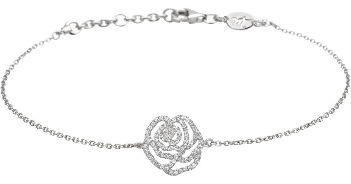 Vanessa Tugendhaft Rose Idyll Bracelet qHC0F