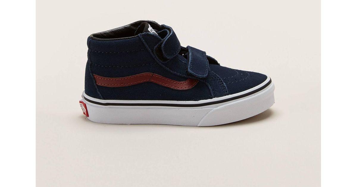 61f40057a9 Lyst - Vans Boy Shoe in Blue for Men