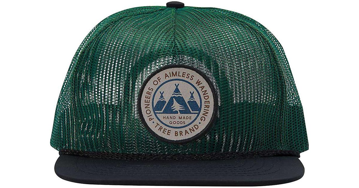 Lyst - HippyTree Village Hat in Green for Men 5093d2de6893