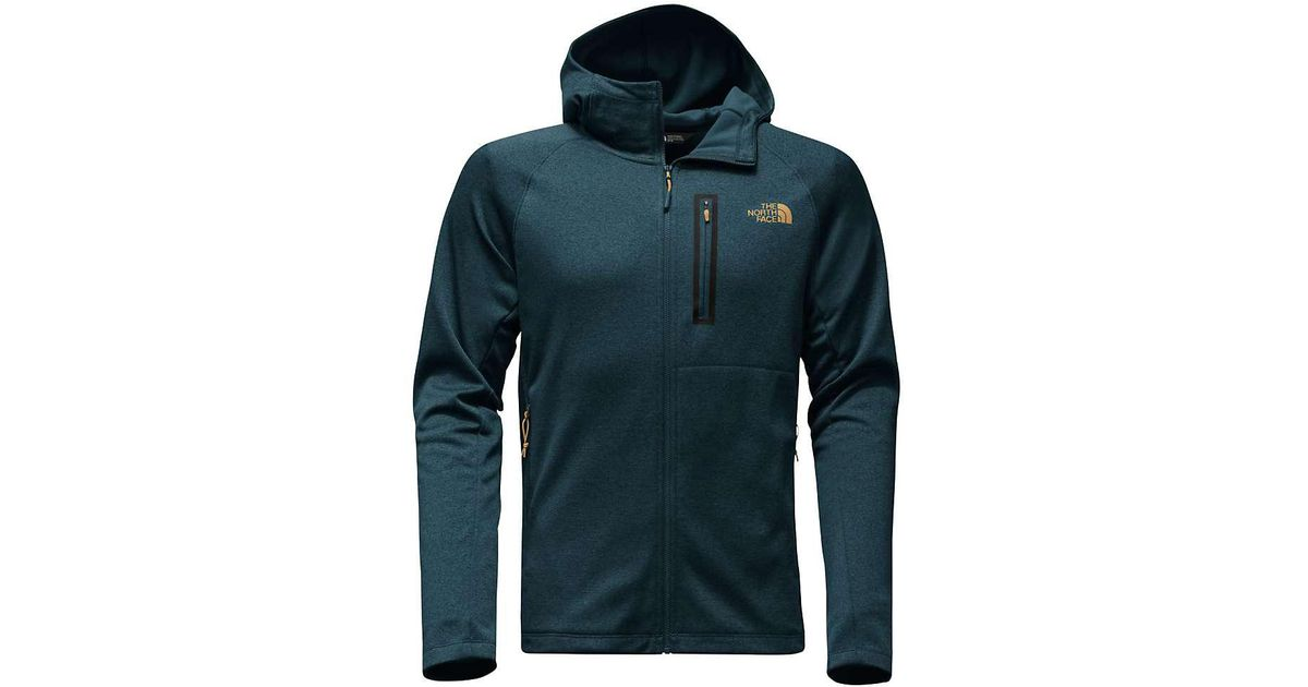 2856b0930c Lyst - The North Face Canyonlands Hoodie in Blue for Men