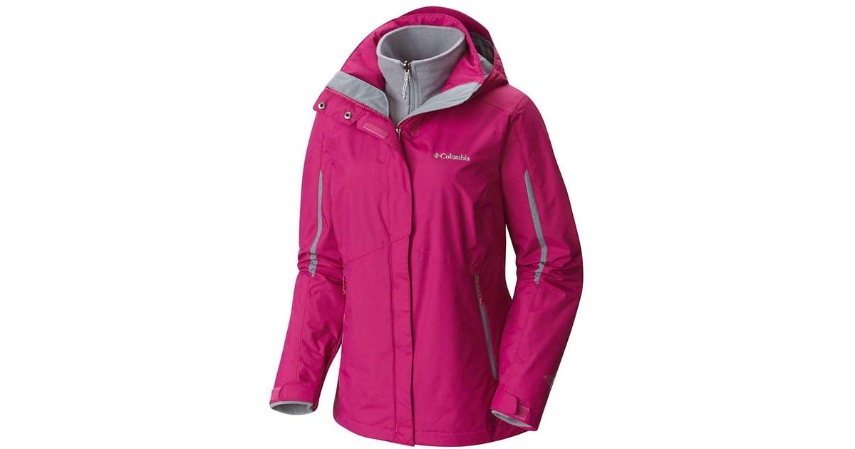 4238a4396ce Lyst - Columbia Bugaboo Interchange Jacket