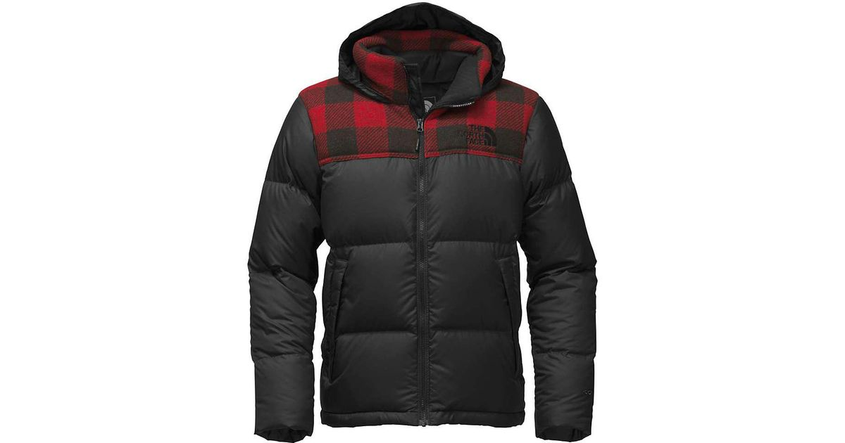 Lyst - The North Face Novelty Nuptse Jacket in Black for Men 5fc00c81b