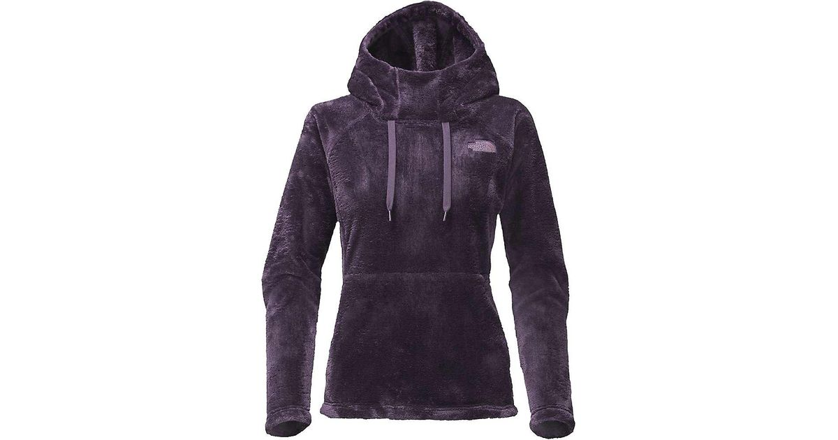 695bb94f0 The North Face - Purple Bellarine Hoodie - Lyst
