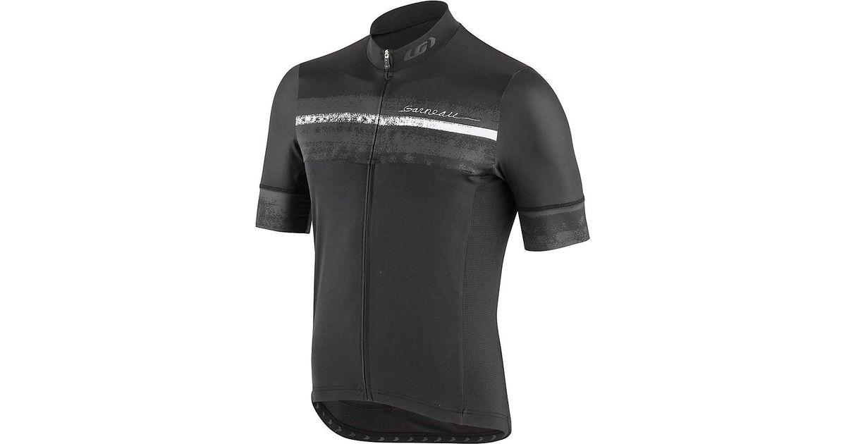 2bb2970bc Lyst - Louis Garneau Art Factory Jersey in Black for Men