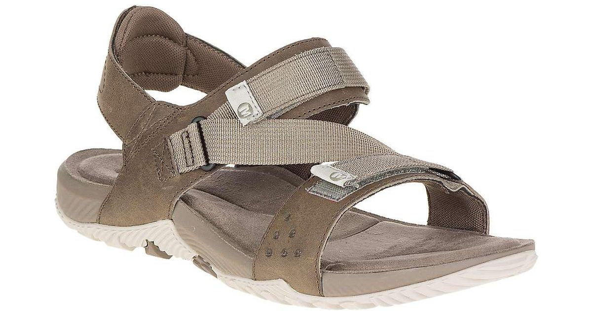 e56ef0de7f21 Lyst - Merrell Terrant Strap Sandal for Men - Save 38%