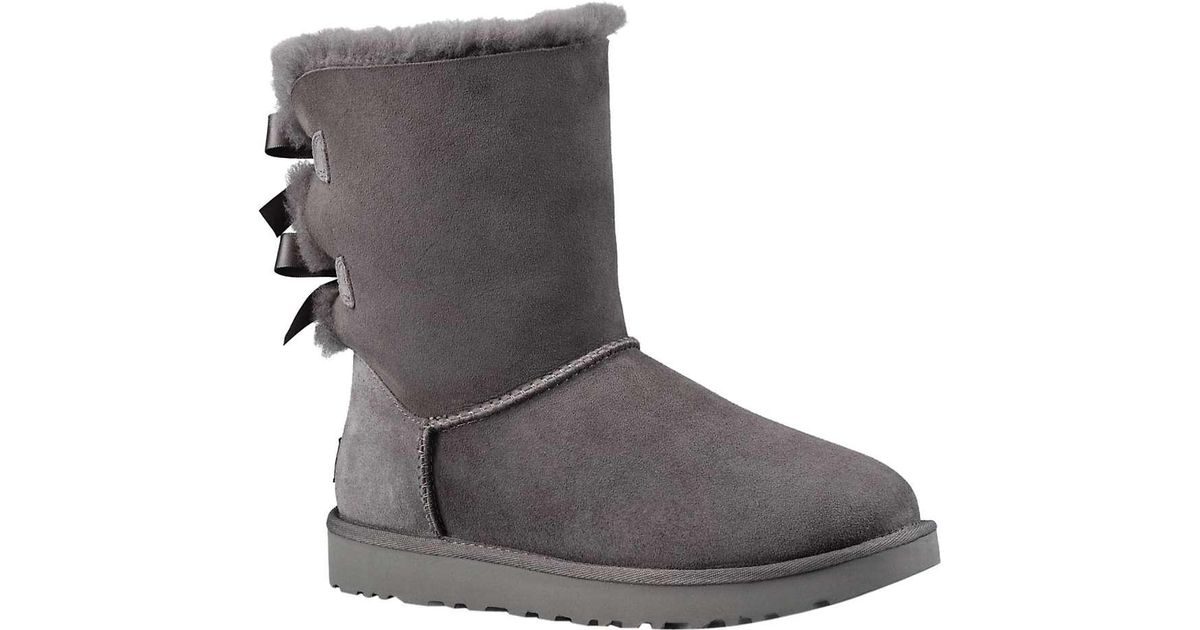 4d0d3c7c439 Ugg Gray Bailey Bow Ii Boot
