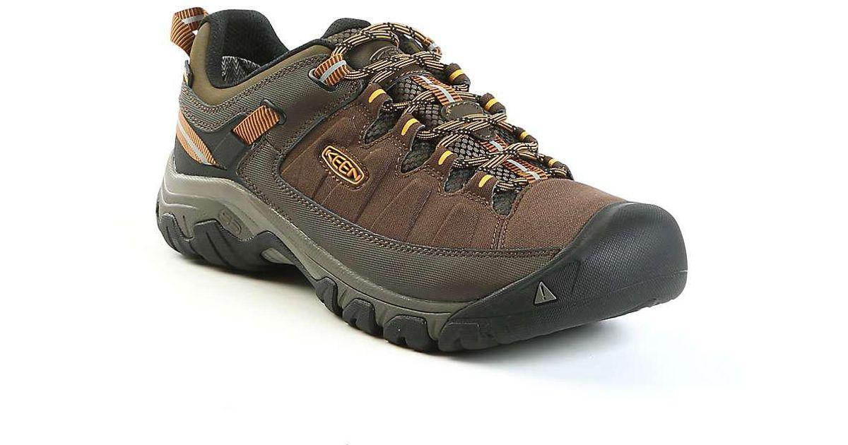 445058178ad8 Lyst - Keen Targhee Exp Waterproof Trail Walking Shoes for Men
