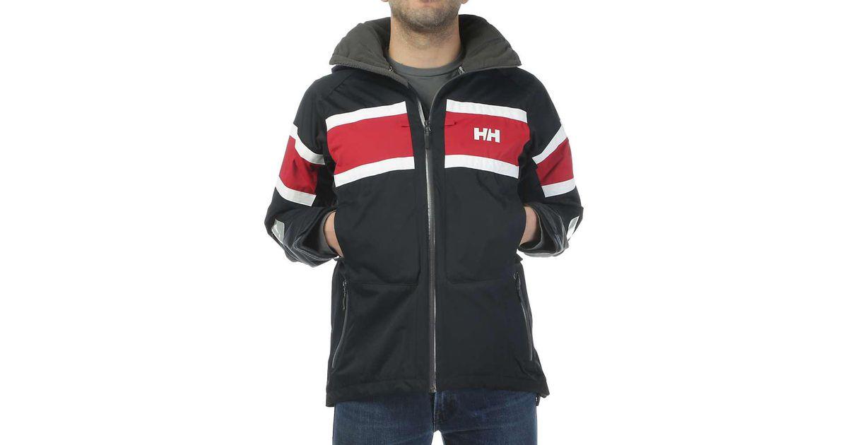7dc16107 Helly Hansen Salt Jacket in Blue for Men - Lyst